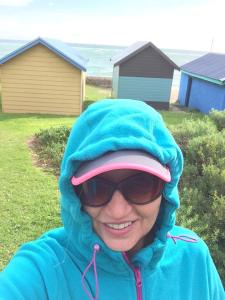My running gear for Winter in Dromana!